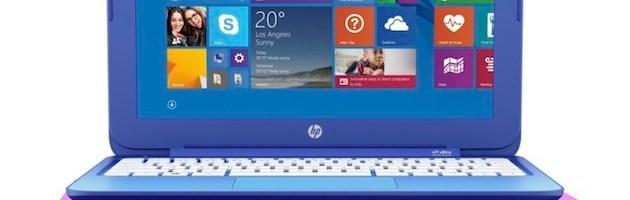HP lanseaza 2 tablete si 2 laptopuri ieftine cu Windows 8