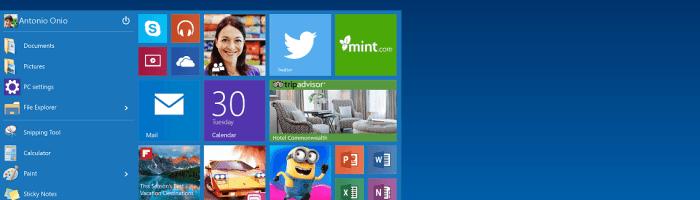 Microsoft dezvaluie Windows 10