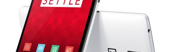 OnePlus One in Romania la eMAG