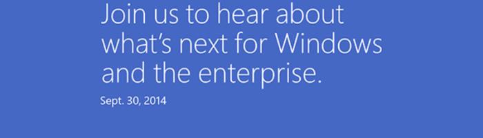 Confirmat: lansare Windows 9 pe 30 septembrie