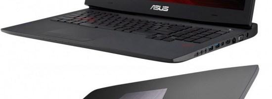 Notebook-ul Asus RoG G751