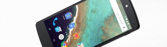 Google renunta la Nexus 5