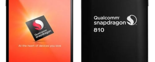 Telefon si o tableta Snapdragon 810 de referinta