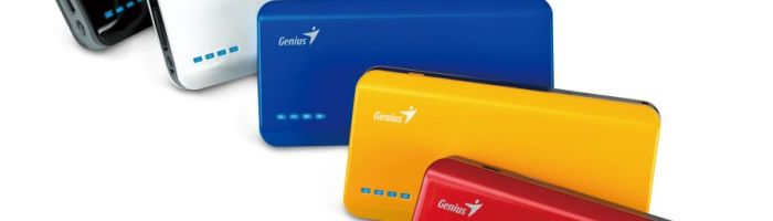 Baterie portabila Genius Eco U622