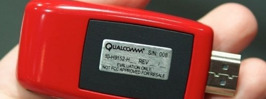Qualcomm demonstreaza un rival pentru Chromecast