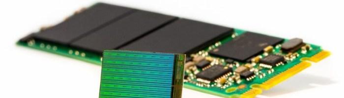 SSD-uri de 10 TB de la Intel si Toshiba