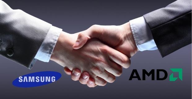 AMD si Samsung vor avea o colaborare si mai buna