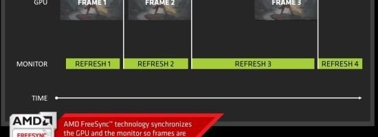 AMD lanseaza oficial FreeSync