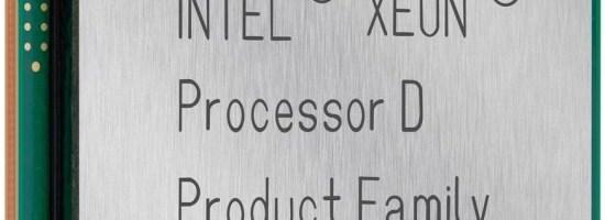 Xeon devine platforma SoC