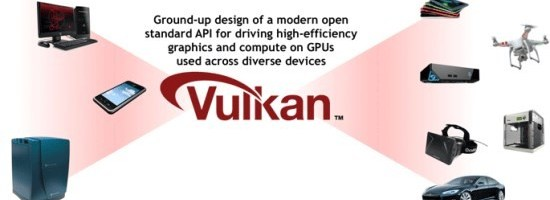 Vulkan, noul OpenGL