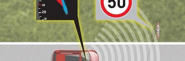 Noul model Ford va respecta automat limita de viteza