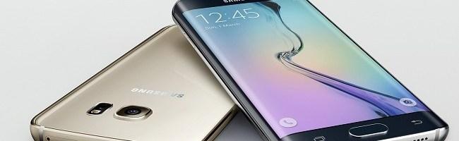 Samsung Galaxy S6 Edge – drop test