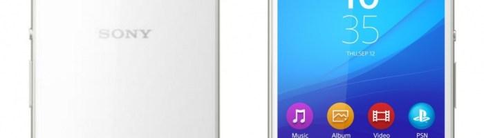 Sony lucreaza la primul lor telefon cu senzor de amprenta