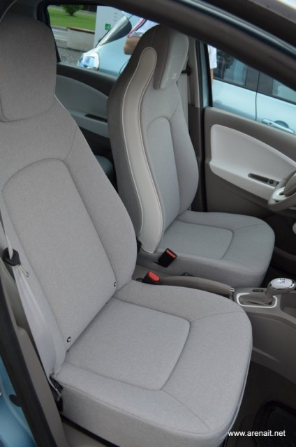 Renault Zoe - Interior - 10