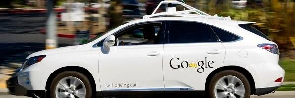 Masinile Google - accidente cauzate doar de soferi