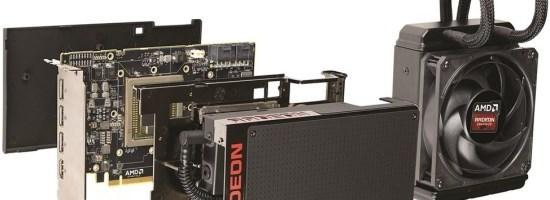 AMD lanseaza Radeon R9 Fury X