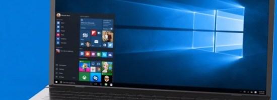 Windows 10: pentru wallpaperul oficial s-a muncit enorm