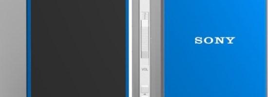 Conceptul de telefon Sony Talkman