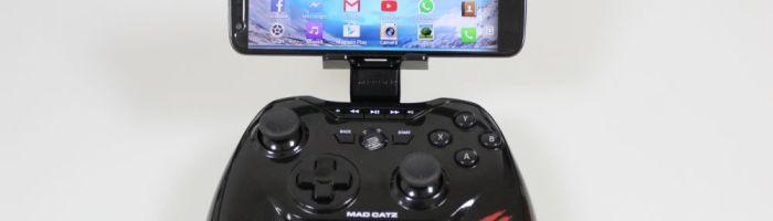 Prezentare Mad-Catz C.T.R.L R -controller pentru telefon