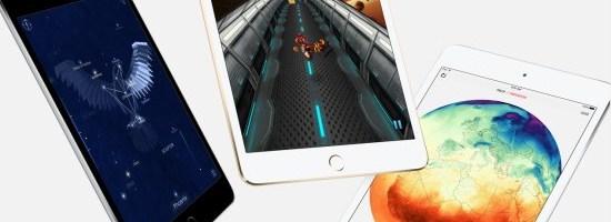 Apple a introdus si iPad Mini 4