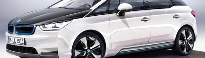 BMW i5, alternativa pentru Tesla Model S