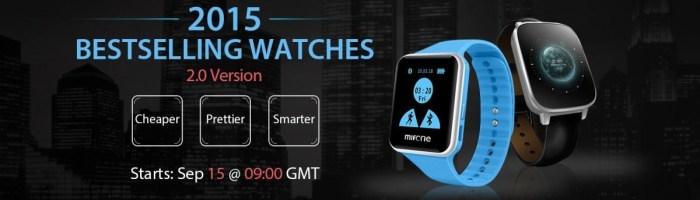 Reduceri la smartwatch-uri pe Everbuying