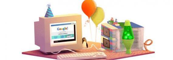 Google a implinit 17 ani