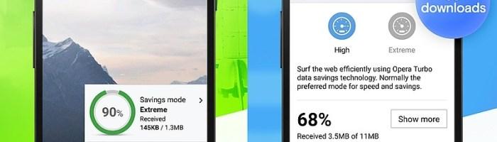 Opera Mini 11 pentru Android aduce o compresie mai buna