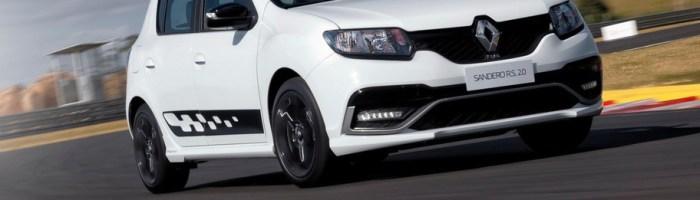 Dacia Sandero RS dezvaluita oficial