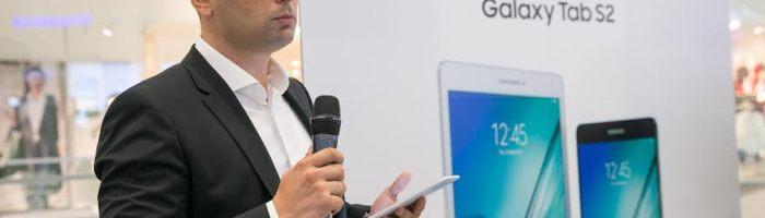 Samsung Galaxy Tab S2 a fost lansata in Romania