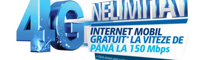 Internet 4G in Digi Mobil lansat: activare si trafic