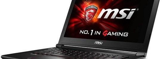 MSI GS40 Phantom, laptop gaming de 14″