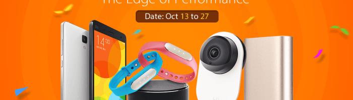 Reduceri la produsele Xiaomi pana in 27 octombrie