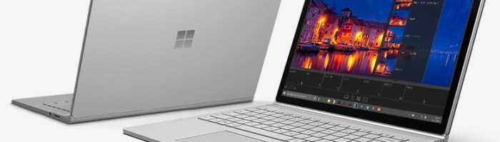 Microsoft Surface Book - pret si specificatii