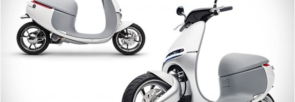 Scuter-ul electric Gogoro va ajunge in Europa anul viitor