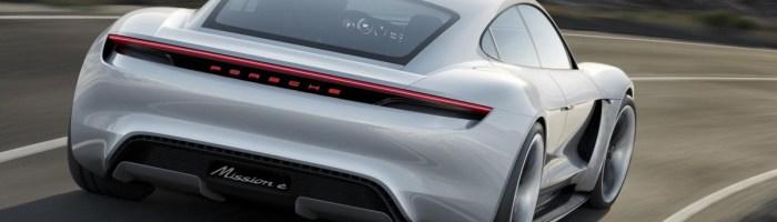 Porsche Mission E va intra in productie