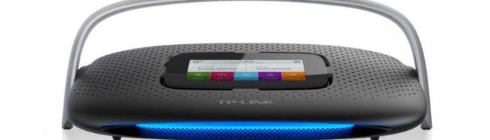 CES 2016 – TP-Link a lansat router-ul SR20 special pt IoT