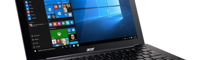 CES 2016 - Acer a anuntat hibridul Aspire Switch 12S