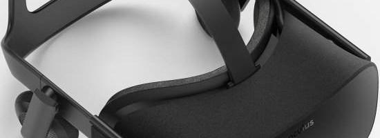 Oculus Rift la precomanda