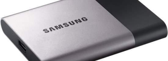 Samsung are SSD portabil