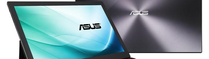 CES 2016: monitor portabil USB-C de la Asus