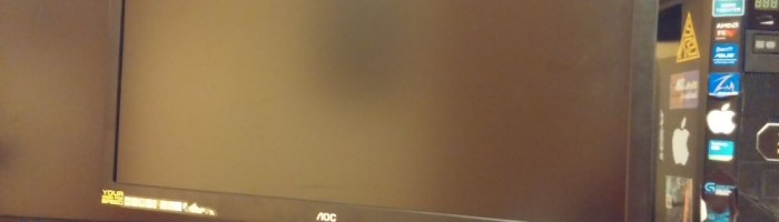 Parerile pro si contra despre monitorul de gaming AOC G2770P
