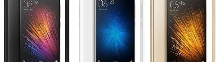 MWC 2016 - Xiaomi a lansat Mi5 cu preturi de la 300 de dolari