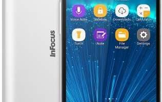 InFocus M560 – smartphone 4G cu ecran Full HD