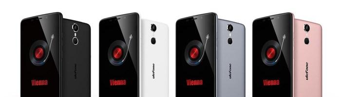 Ulefone Vienna disponibil la precomanda