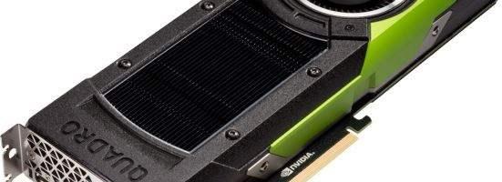 Quadro M6000 primeste 24 GB memorie