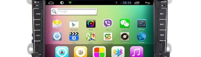 Rungrace RL-521AGNR: navigatie cu Android pt VW