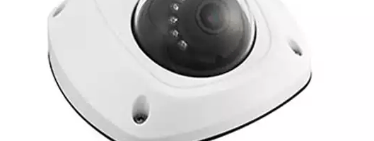 Doua camere de supraveghere de la HikVision pentru interior si exterior