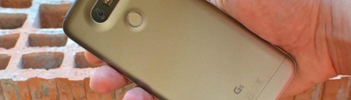 LG lucreaza la un senzor de amprenta integrat in display