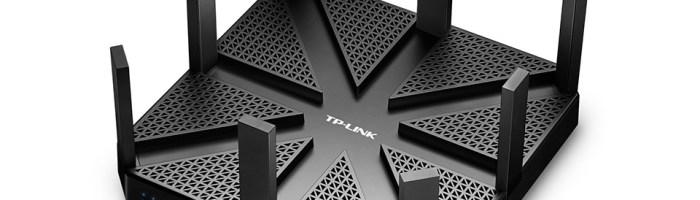 TP-Link Talon AD7200 - cel mai rapid router din lume